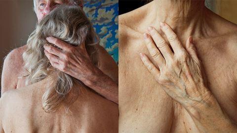 Aktfotókon mutatja meg a pár, milyen az emberi test 70 felett