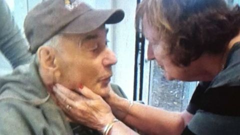 Újra együtt a 62 év házasság után szétválasztott idős pár