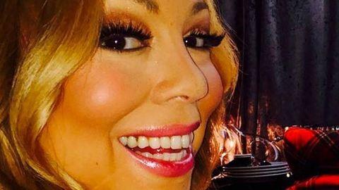 Mariah Carey nem vett fel melltartót