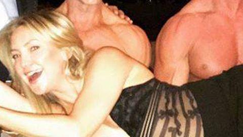 Sylvester Stallone alányúlt Kate Hudsonnak