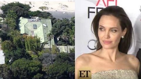 Nézz be Angelina Jolie és a gyerekei új otthonába
