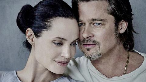 Így osztozkodik Angelina Jolie és Brad Pitt
