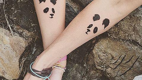 Csodaszép tetoválások legjobb barátoknak
