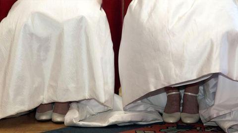 Volt apácák házasodtak össze Olaszországban