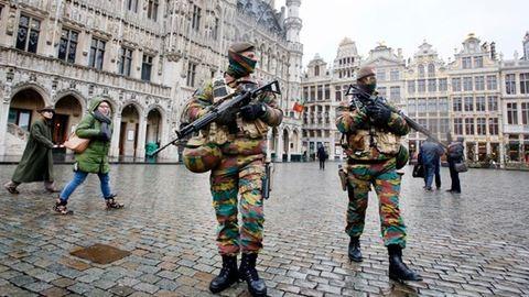 Pang a turistáktól Belgium, Németország és Törökország