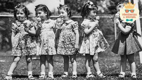 A Dionne ötös ikrek szomorú története: babakoruktól egy üvegkalitkába zárva éltek