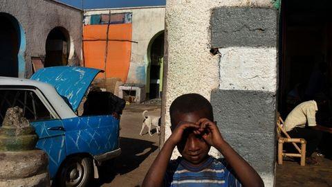 Sokkoló képekkel nyert egy Sao Paulo-i fotós a LensCulture utcaifotó-pályázatán