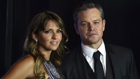 A WC-ből meri magának a vizet, a városházán házasodott – 46 éves az utánozhatatlan Matt Damon