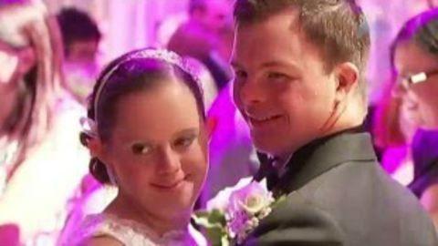 Szüleik akarata ellenére vállalnának babát a Down-szindrómás szerelmesek
