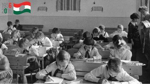 Egyoldalúak és elhallgatottak voltak az írásbeli források – így tanították '56-ot a forradalom utáni évtizedekben