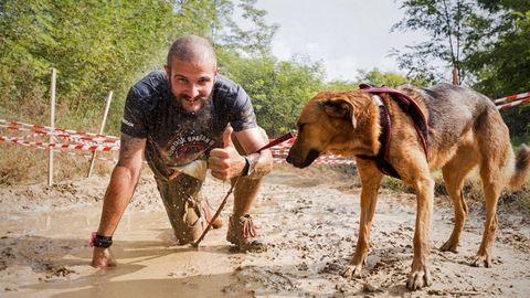 Ilyen a Hard Dog Race – képek a legkeményebb kutyás akadályversenyről