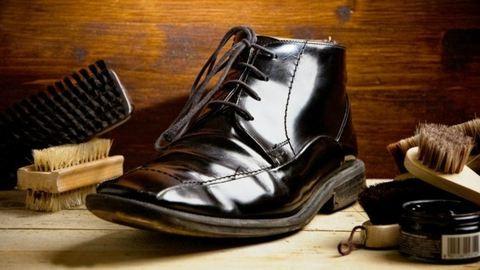Bőrcipők és csizmák ápolása télen