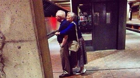 Ezek a képek bebizonyítják, hogy a szerelem nem ismer korhatárt