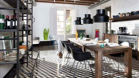10 elképesztően stílusos konyha – inspiráló képek