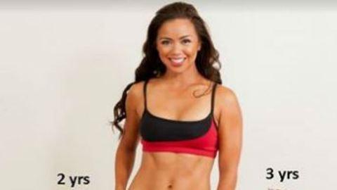 A legelső fitneszmami már nem alázza nőtársait azért, mert nem edzenek