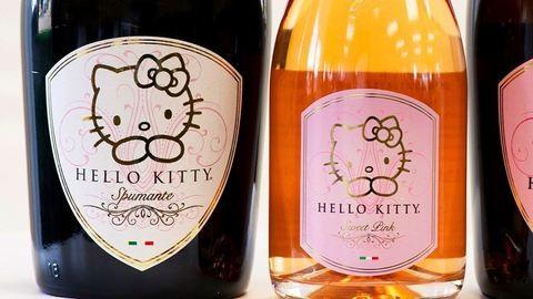 Bréking! Már Hello Kitty-s bor is kapható