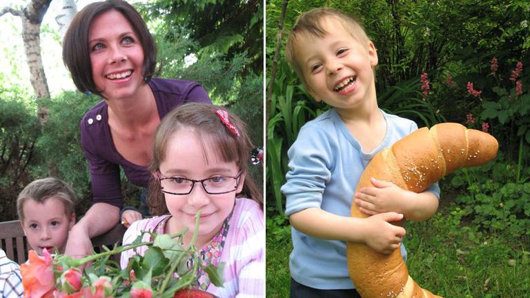 Folyamatos pörgés, avagy három gyerekkel is lehet kiegyensúlyozottan élni
