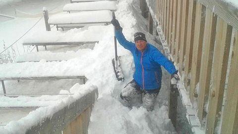 A Tátrában már tél van – fotók