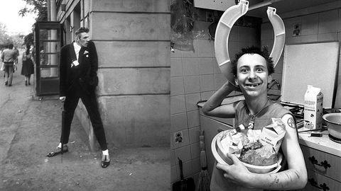 Szovjet underground: elképesztő punk fotók a múltból
