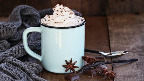 Itt az ideje az első forró csokinak!