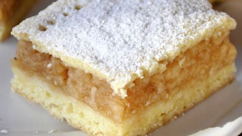 A hétvége kedvence: nagyi tökéletes almás pitéje