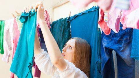 Mosási trükkök színes ruhákhoz