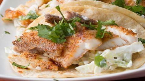 Isteni halas tortilla szendvics, amit gyorsan összedobhatsz