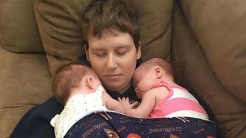 Ikerbabái gyógyították meg a krónikus migrénben szenvedő édesanyát
