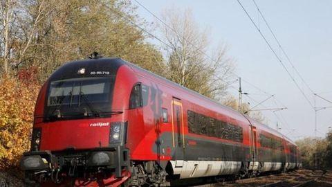 Így változik a vasúti menetrend a hétvégén