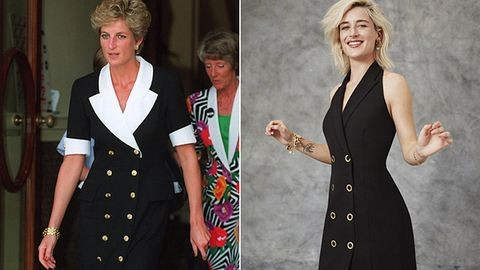 Így néz ki egy 2016-os ruhakollekció, amit Diana hercegnő ihletett – fotók