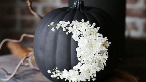 Az igazán stílusos otthonoknak csak erre az egyetlen halloweeni dekorációra van szükségük