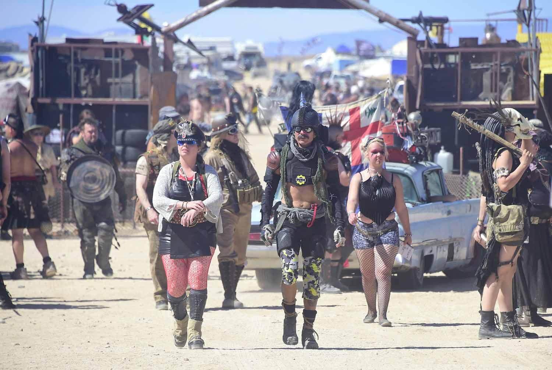 Ez a világ egyik legbetegebb fesztiválja - fotók