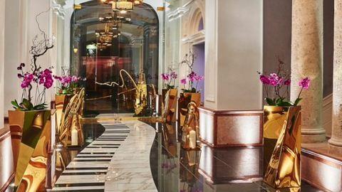 Budapesti hotel lett Közép-Európa legjobb szállodája