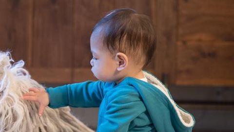 Ez volt Mark Zuckerberg kislányának első szava – cuki fotó