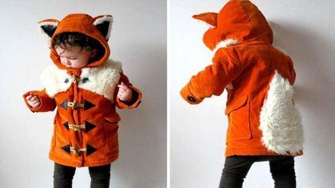 Ezek a cuki kabátok kisállattá változtatják gyerekedet