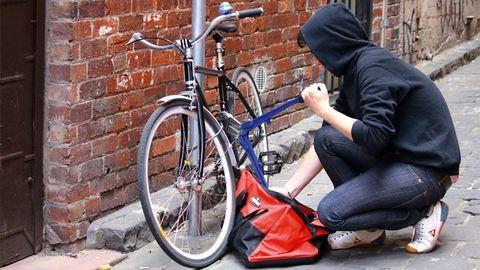 Nem lopás, ha levágod a zárat a bicikliről, és kerülsz vele egy kört