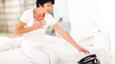 Ne játssz a szíveddel! – 5 szokatlan tünet, amit vegyél komolyan