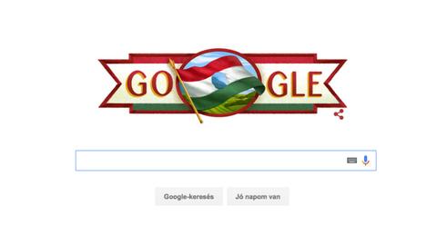 A magyarokat ünnepli a Google az '56-os forradalom 60. évfordulóján