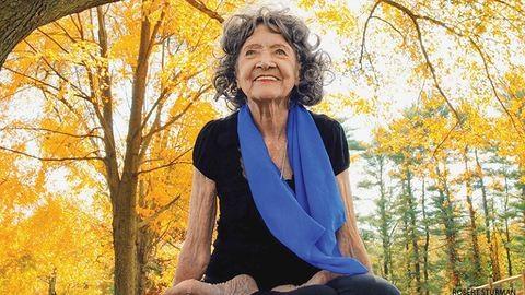 Kiderült: a jóga lehet a fiatalság és a hosszú távú egészség titka