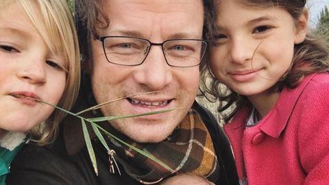Iszonyat édes az ötödik Jamie Oliver-gyerek