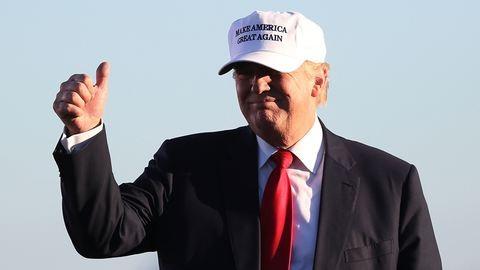 Donald Trump mélyrepülése miatt kaphatnak új nevet szállodái