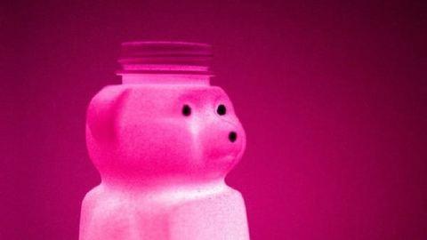 DIY: alakítsd az egyszerű, macis mézesüveget cuki éjjeli lámpává!