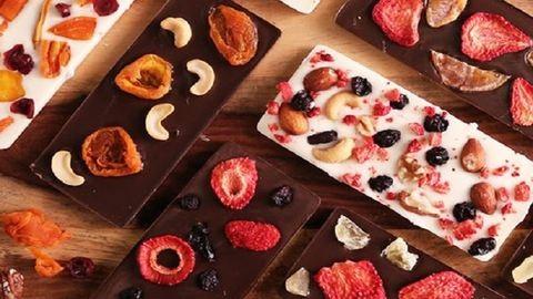 Elégítsd ki az édességvágyad gyönyörű, házi készítésű csokival!