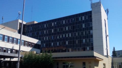 Kizuhant egy nő a debreceni kórház ablakán