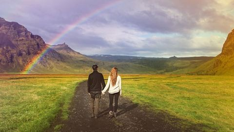 Nem kértek a felhajtásból, Izlandon fogadtak örök hűséget egymásnak