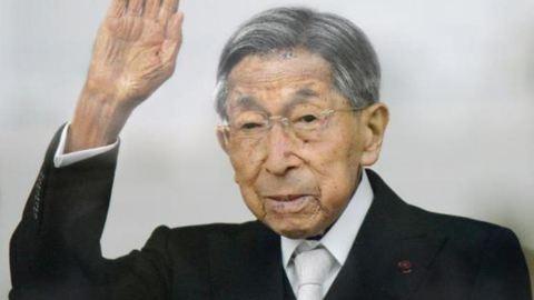 Meghalt a 100 éves japán herceg