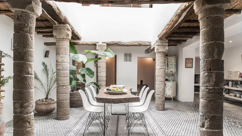 Ezt a káprázatos, 200 éves marokkói házat bárki kibérelheti