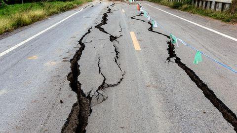 Magyarországon is érezték a tegnap esti földrengést