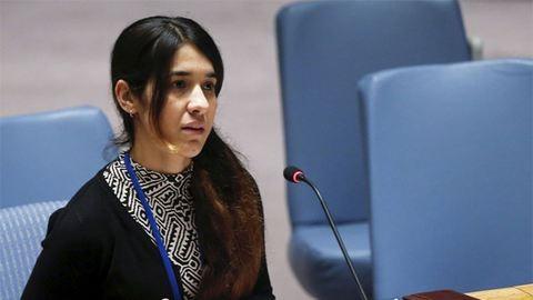 Jazidi szexrabszolgák kapták idén a Szaharov-díjat