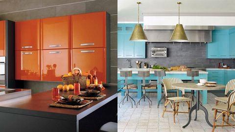 Lépj túl a fehérségen, merj színeket használni a konyhában!